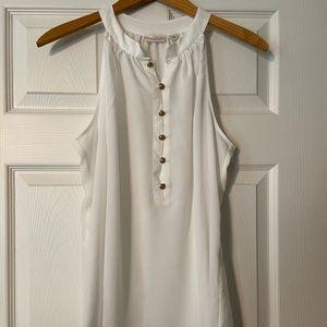 Eva Mendes/NY&CO white blouse size small